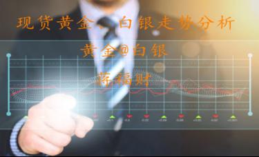 蒋福财:2.8新年不放假黄金白银止跌反弹、今日走势交易策略