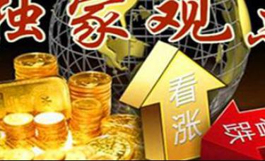 黄金高位整理有爆发!回踩做多看上升,黄金后市操作分析。