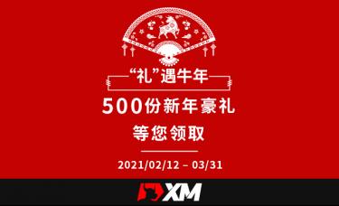 倒计时10天 – XM牛年新年豪礼来相送!