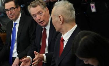 特朗普政府高级官员计划下周访华,继续中美贸易谈判