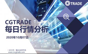 """CGTRADE 欧洲盘前热点:黄金ETF持仓量再创历史新高;IIF:欧元成为""""通缩""""货币的危险之中"""
