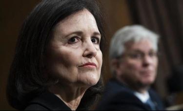 参议院否决谢尔顿美联储理事提名!黄金急跌遭拖累?