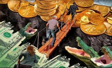 为什么说黄金和原油价格呈正相关性?