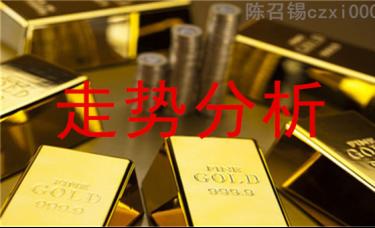 陈召锡11.26黄金震荡尝试多头反弹;黄金原油操作建议及策略解套