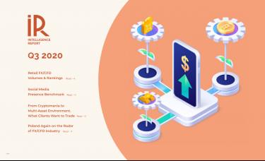 名列前茅!ATFX第三季度交易量、用户活跃数名列前茅——Finance Magnates报告