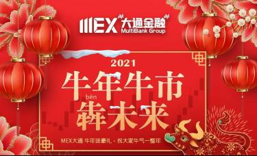 "MEXGroup:新年礼遇 | 大通金融给您最""牛""底气,赢战2021!"