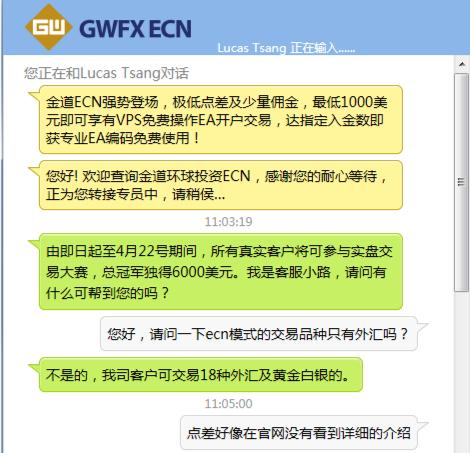 【赛雷评测基础版】你选择的外汇平台,你真的懂它吗?—GWFX ECN