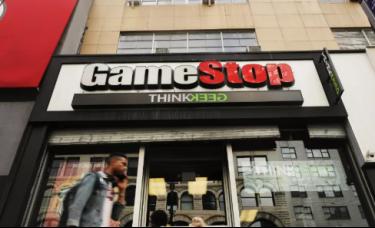 墨竹:华尔街机构与散户的史诗级斗争!游戏驿站,游戏人生!
